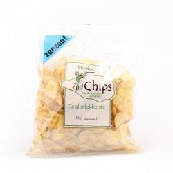 Hoeksche Waard chips - zeezout